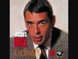 Jacques Brel - Le tango funèbre (Olympia 64)