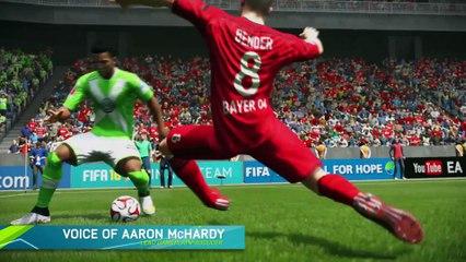 Gameplay Innovations  Defense, Midfield, Attack de FIFA 16