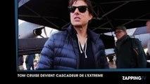 Mission Impossible 5 : Tom Cruise réalise une cascade sur un avion au péril de sa vie !