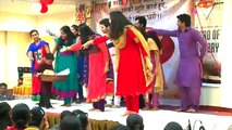 ANIL KANT - PAANCH ROTI, SHREYA KANT ( DANCE ) Jesus Feeds the Five Thousand..