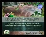 Islam - Coran | Sourate 9 | AT-TAWBAH (LE REPENTIR) | Arabe sous-titré Français/Arabe |