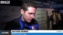 Escrime - Mondiaux : Grumier remporte la médaille d'argent