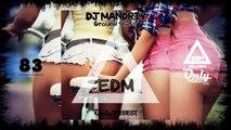 DJ MANDRIV - GROUND SHAKE #83 EDM electronic dance music records 2014