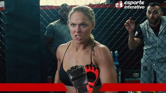 O segredo de Ronda Rousey!
