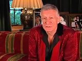 "Ask Hef Anything...""Is there something about you..."""