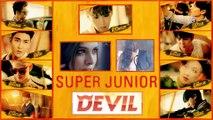Super Junior - Devil MV HD k-pop [german Sub]