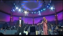 Mariah Carey & Luciano Pavarotti - Hero (Pavarotti & Friends 1999)