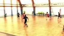 Calcio a 5, Serie C1: Olimpus - Futsal Palestrina, Highlights e interviste
