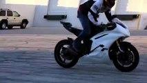 Jason Britton - No Limit Stunt Show @ Southbay Motors - video