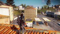 Just Cause 3 - Gameplay E3 FR