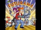 Beastie Boys vs Futurama - All Life Styles - Futurama Theme Remix