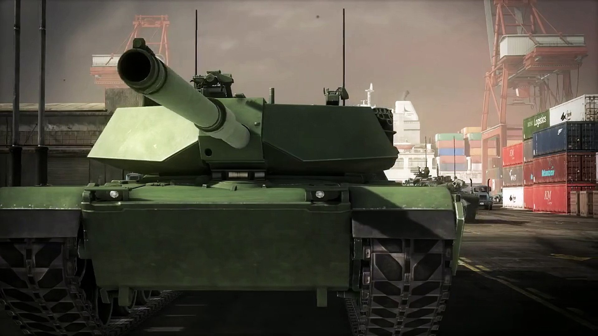 Armored Warfare - Early Access Trailer