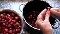 Erdbeermarmelade selbst gemacht