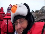 Antarctica - Pt. 2 - Port Lockroy, Gentoo Penguins, Admiral Brown Station, and Icebergs