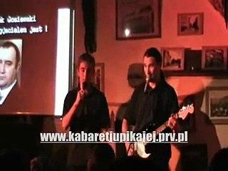 Kabaret Jupikajej - Gosiewski Song