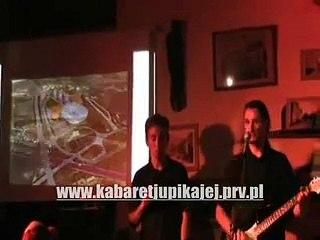 Kabaret Jupikajej - Euro 2012