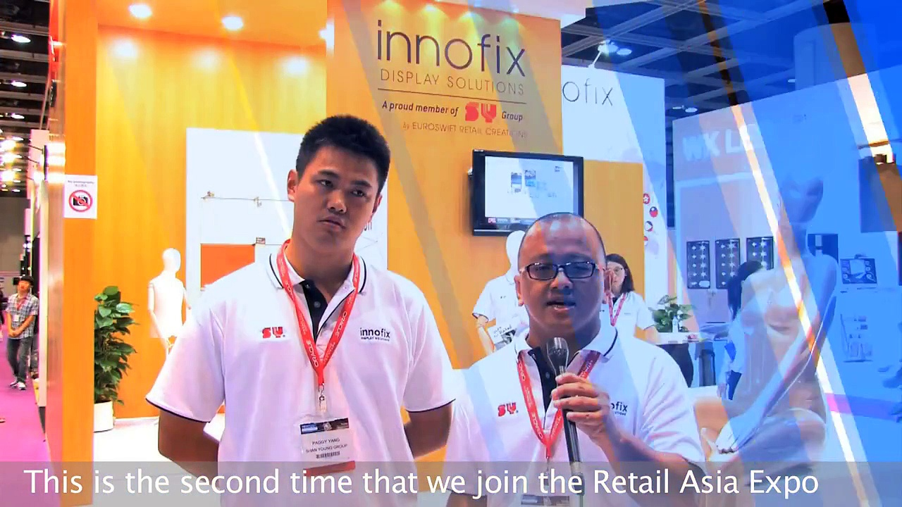 Retail Design & In-Store Marketing – Retail Asia Expo 2014