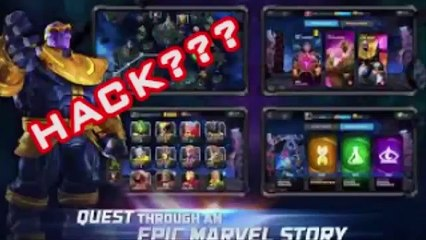 Marvel Contest of Champions Hack Units, Gold