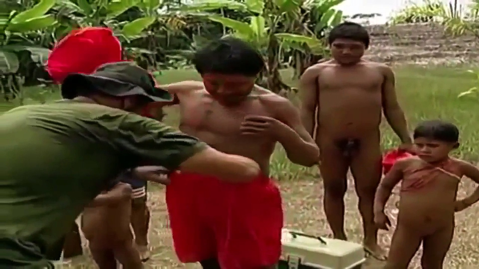 Amazon Documentary 2015 - Native People in Amazon Rain Forest rull Documentary June 2015