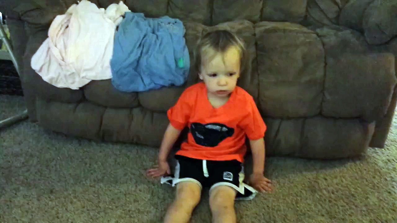 Griffin telling us he is going to soccer