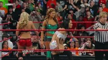 Kelly Kelly, Gail Kim & Eve Torres vs. Alicia Fox, Katie Lea & Maryse