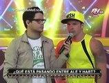 """Mario Hart: """"La relación con Alejandra Baigorria es solo laboral"""""""