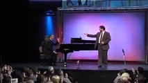 Leo Nucci y Celso Albelo en el IXConcierto Homenaje a Alfredo Kraus