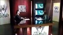 Pakistani Mohajirs covert love towards India (His real motherland)