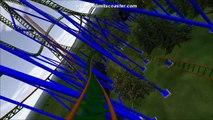 Shazer/ Cannibal Lagoon's Rumored 2015 Roller Coaster [No Limits] [HD]