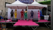 Epitanime 2015 - Cosplay DImanche - 08 - Power Rangers