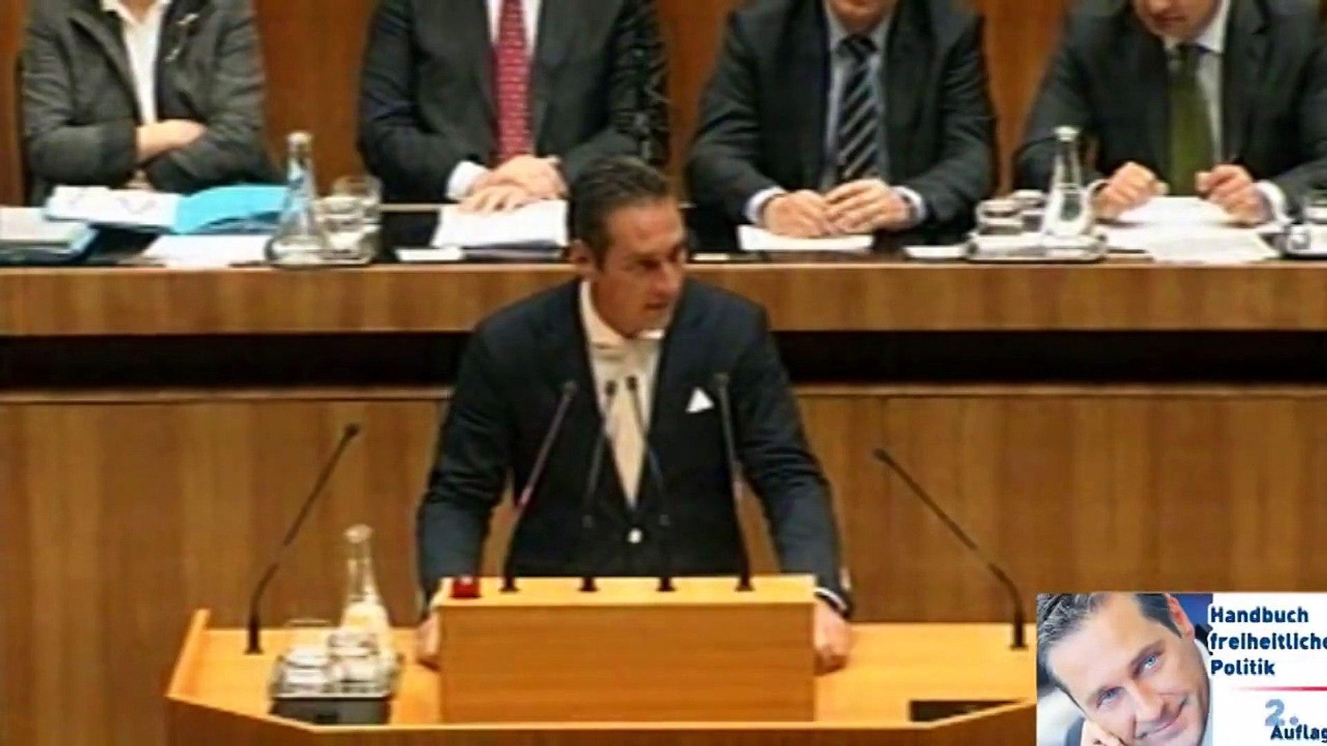 EURO-Rettungspaket 750 Mrd. - HC Strache, FPÖ