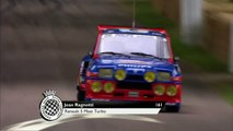 Goodwood Festival of Speed 2015 - Renault 5 Turbo 360° Spinning FUNNY