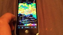 RadarScope - App Review - Best Weather Radar App period.