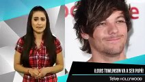 Louis Tomlinson de One Direction Va a Ser Papá. (increíble)