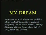 MY DREAM-The Indian Mime Legend Suman Mukherjee's Classic Mime from Kolkata, India