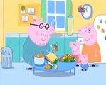 Bajki Dla Dzieci  ❉   Świnka Peppa Po Polsku PL   Kompost Sezon 03 Odcinki 07 Swinka Peppa   Peppa P