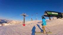 2015 Snowboarding And Skiing New Zealand | Cardrona Treble Cone Gopro edit