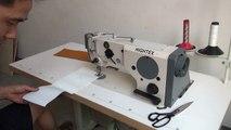 Máquina de zig zag para coser materiales pesados y son muy utilizadas para coser velas