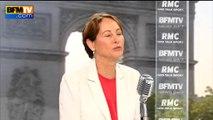 Electricité: Royal annonce une hausse des tarifs de 2,5% à partir du 1er août