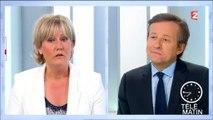 Les exemples un peu incompréhensibles de Nadine Morano pour expliquer que la Grèce coûte cher à la France (2/2)
