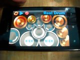 The Final Countdown- Europe (Android Drum Cover)