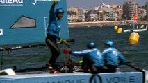 Voile - Tour de France : Combiwest s'impose aux Sables d'Olonne