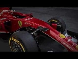 "Ferrari: Gutierrez, ""Shanghai, una pista molto tecnica"" - 2015"