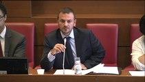 Présentation par Romain Colas du rapport sur le financement des campagnes électorales et des partis politiques