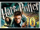 Harry Potter and the Order of the Phoenix Walkthrough Part 10 (PS3, X360, Wii, PS2, PC)