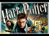 Harry Potter and the Order of the Phoenix Walkthrough Part 5 (PS3, X360, Wii, PS2, PC)