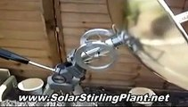 Renewable Energy Sources - Solar Stirling Free Energy Old Invention New Product