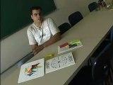 Aluno do curso de matemática - faculdade de matemática