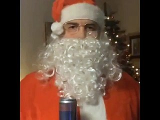 Stay Sober Santa - You've Picked an Energy Drink