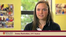 Walsh University Doctorate of Physical Therapy